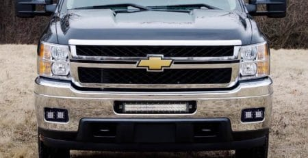 How to install a fog light in 2007-2014 Chevy Silverado