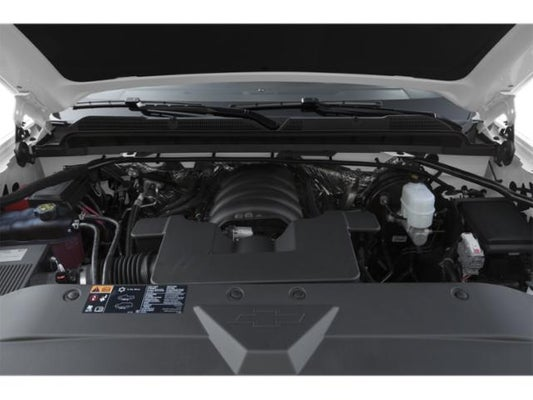 2019 Chevrolet Silverado 1500: Engine and Technical Upgrade