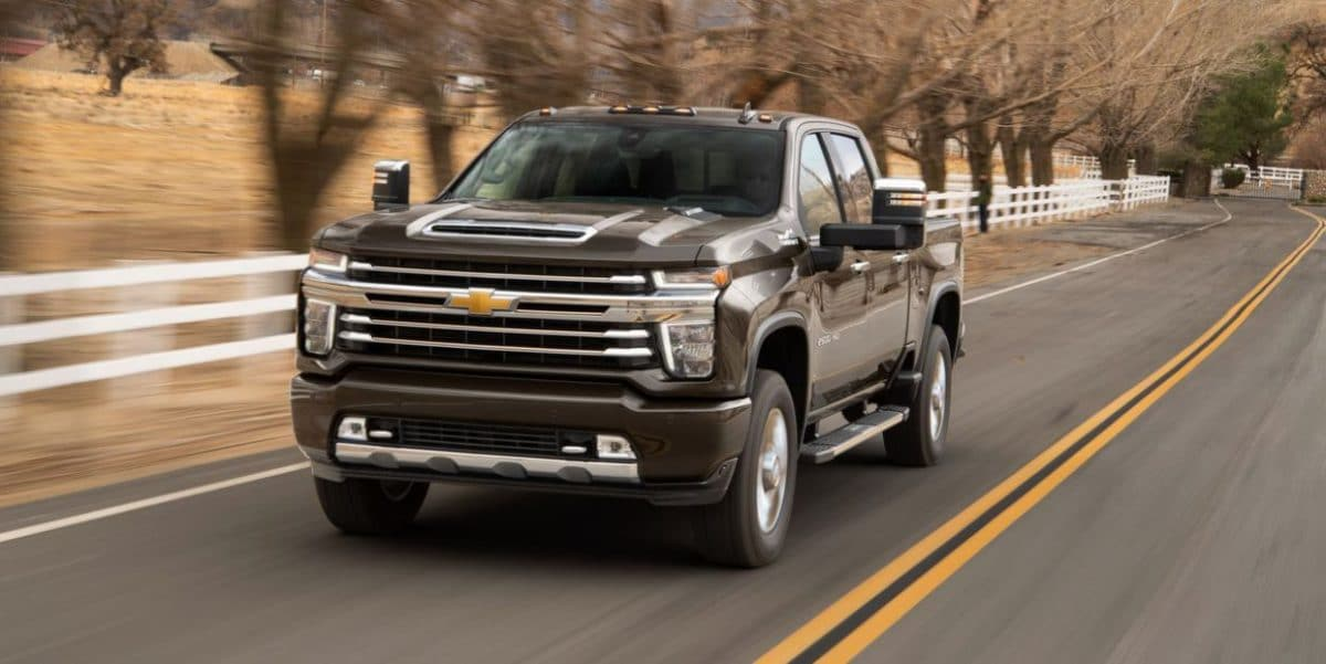The Features of 2020 Chevrolet Silverado HD That We can Expect