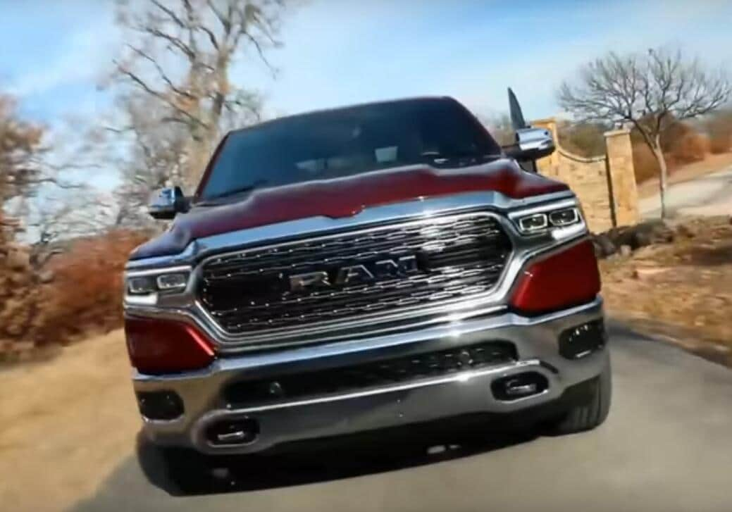 Chevrolet Silverado vs Dodge Ram 1500